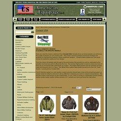 Cockpit USA | Avirex jackets | Flight jacket leather
