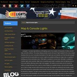 Online LED Cockpit Lights for Sale