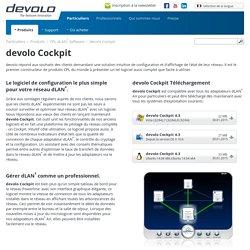 devolo Cockpit - Logiciel pour votre réseau à domicile
