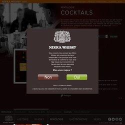 Cocktails Nikka - Nikka Whisky EU