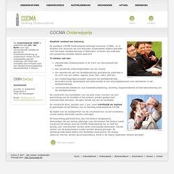Cocma - Stichting Onderwijsfonds