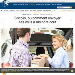 Cocolis, ou comment envoyer ses colis à moindre coût