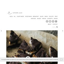 Coconut Peanut Butter Chocolate Bars