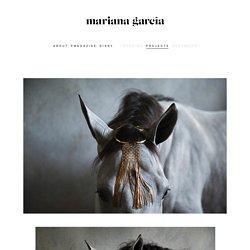 COCOON HORSES - Mariana Garcia — Photographer