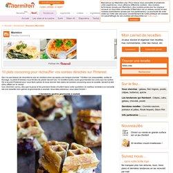 Plats cocooning en direct de Pinterest - Pinterest : 12 plats cocooning pour se réchauffer