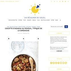 Cocotte d'agneau au fenouil (Sardaigne)
