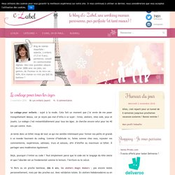 e-Zabel, blog maman parisienne
