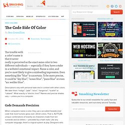The Code Side Of Color