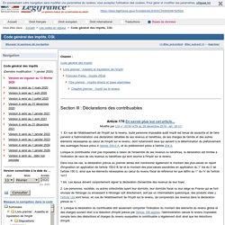 Code général des impôts, CGI.