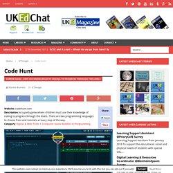 Code Hunt