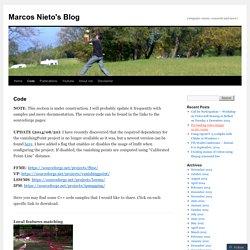 Marcos Nieto's Blog