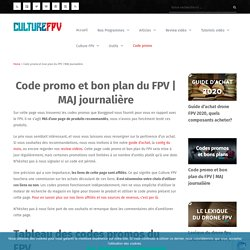 MAJ journalière - Culture FPV