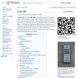 Article Code QR