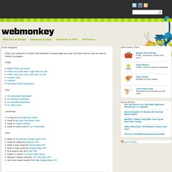 CSS discussions, Tools and Examples Actualités sur le groupe