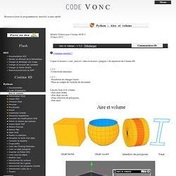 Code Vonc