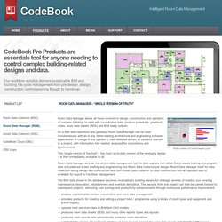 CodeBook Products