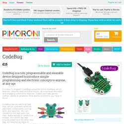 CodeBug - Pimoroni