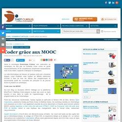 Coder grâce aux MOOC