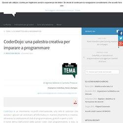 Rivista Bricks - CoderDojo: una palestra creativa per imparare a programmare
