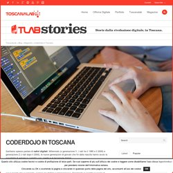 CoderDojo in Toscana - ToscanaLab