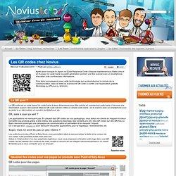 Les QR codes chez Novius - Novius Labs