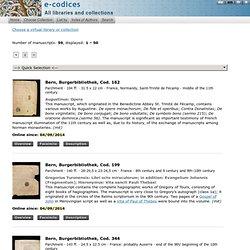 e-codices