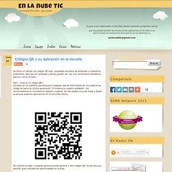 Códigos QR y su aplicación en la escuela