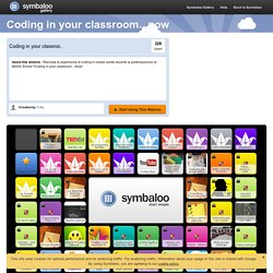 Coding in your classroom...now