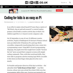 ding for kids is as easy as Pi
