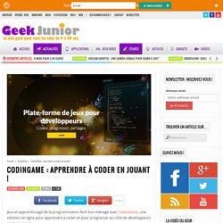CodinGame : apprendre à coder en jouant