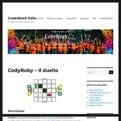 CodyRoby – Il duello