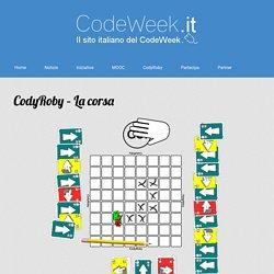 CodyRoby – La corsa