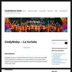 CodyRoby – La turista