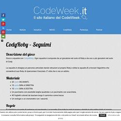 CodyRoby – Seguimi