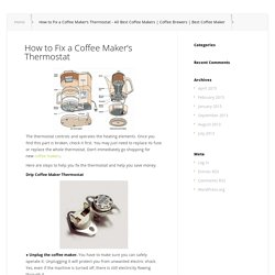 Shop Coffee Makers, Iced Tea Makers, Best Coffee Makers, Coffee Bean