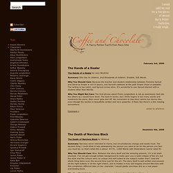 Coffee and Chocolate: A Harry Potter Fan Fiction Recs Site