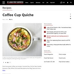 Coffee Cup Quiche