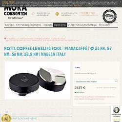 Motta Coffee leveling tool