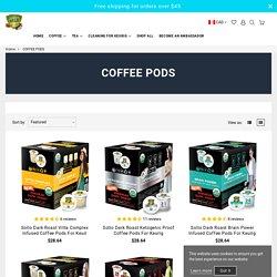Keurig Cup Coffee– Sollowellness