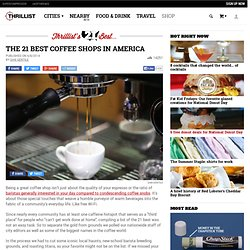 Best Coffee Shops In America - Best Coffee Shop In The Country