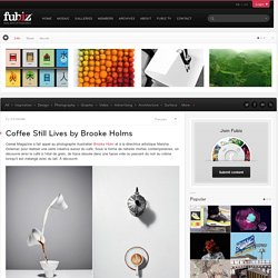 Coffee Still Lives by Brooke Holms