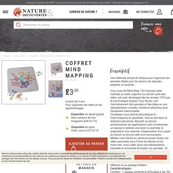 Coffret mind mapping