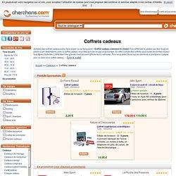 Coffrets cadeaux - Cadeaux - Comparer les prix avec Cherchons.com