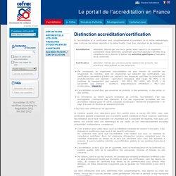 Cofrac - Comité français d'accréditation