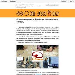 [Cogni'Junior] Lancement du kit OCEANA