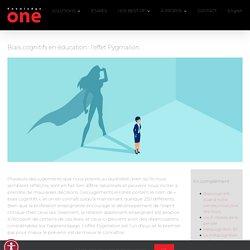 Biais cognitifs en éducation : l'effet Pygmalion