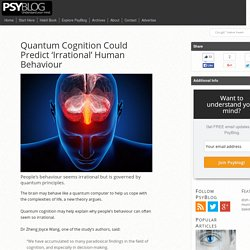 quantum-cognition-could-predict-irrational-human-behaviour