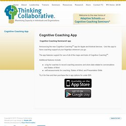 Thinking Collaborative