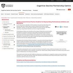 - Cognitive Decline Partnership Centre