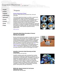Cognitive Machines Group